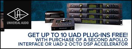 UA Apollo x6 Thunderbolt 3 Audio Interface   Chuck Levin's